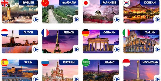 kursus bahasa international language center