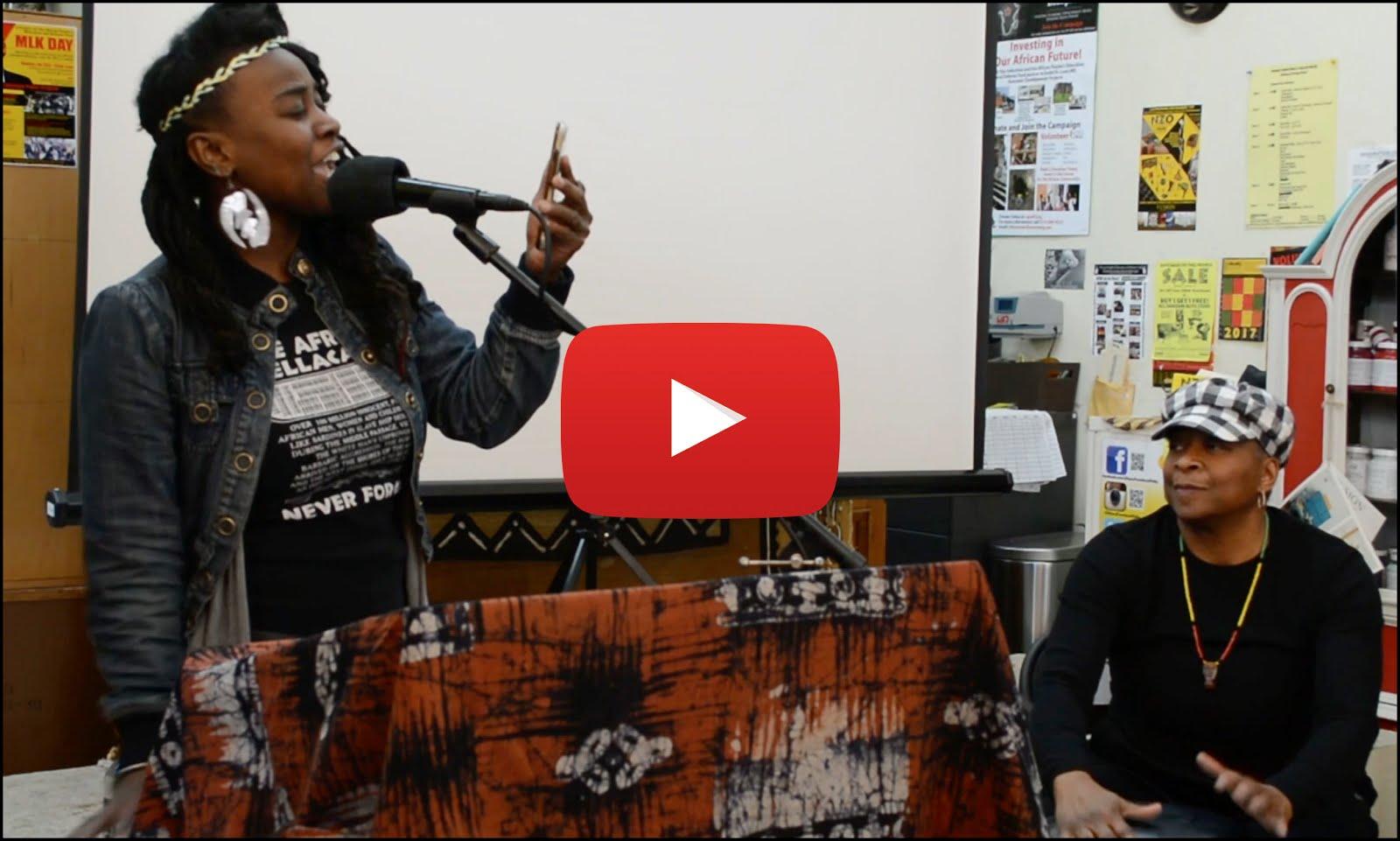Uhuru MLK Day Culture