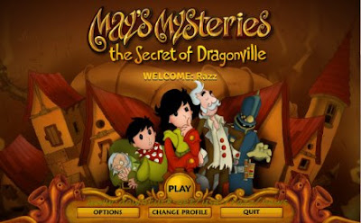 May's Mysteries: Secret of Dragonville