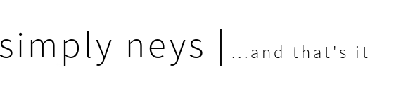Simply Neys