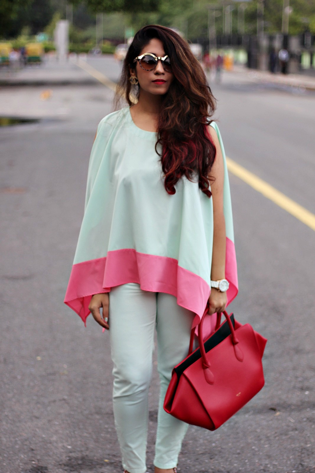 mint outfit ideas, elle india, jabong.com