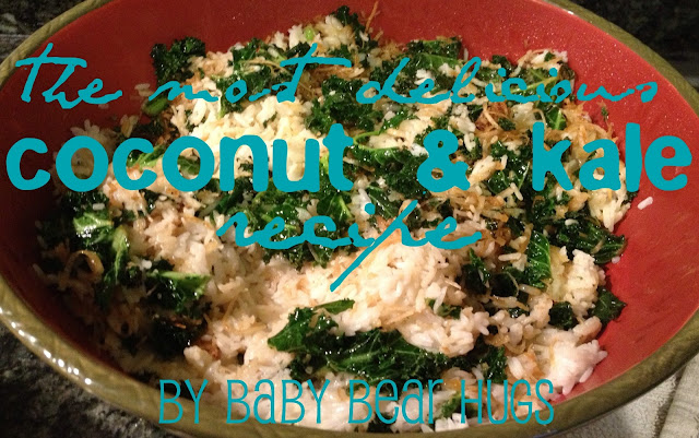 coconut kale recipe