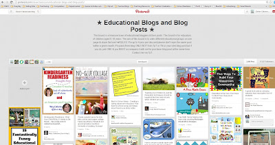 how to write an educational blog