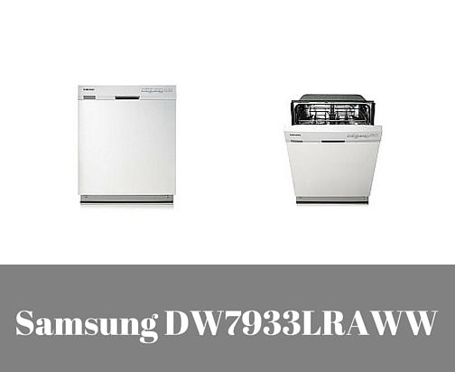 samsung dw7933lraww white dishwasher