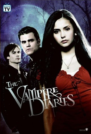 The Vampire Diaries - Diários de um Vampiro - 1ª Temporada Séries Torrent Download capa