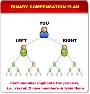 Binary scheme