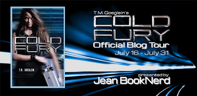 Cold Fury Blog Tour
