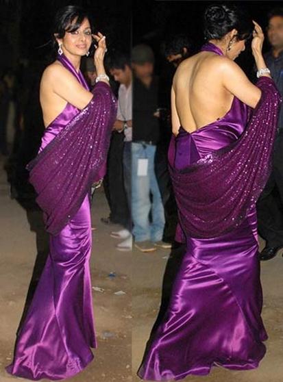 Sridevi nude Backless photo