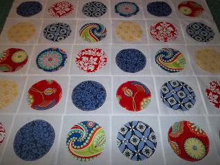 Beffie48 Etsy Shop Quick Circle Quilt