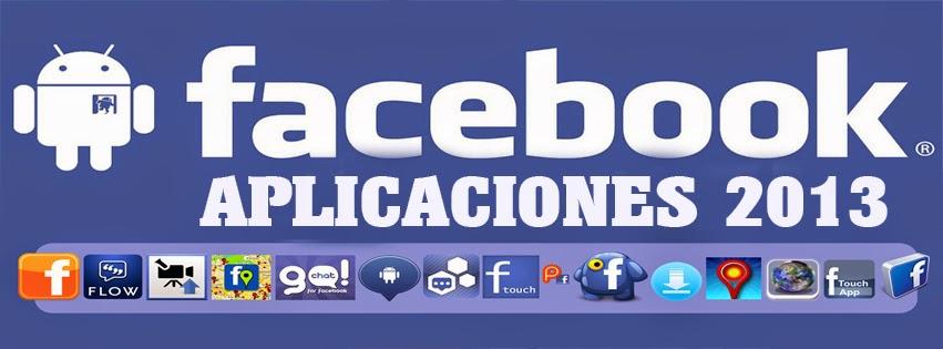 Descargar Aplicaciones para Facebook