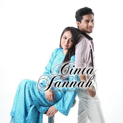 Tonton Cinta Jannah TV3