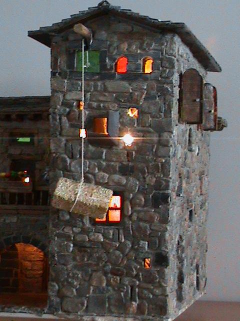 Casas de piedra en miniatura agosto 2012 - Como hacer casas en miniatura ...