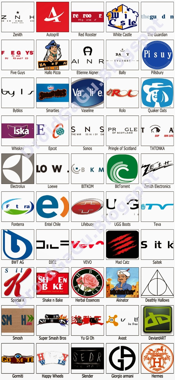 Logo Quiz Answers Tech