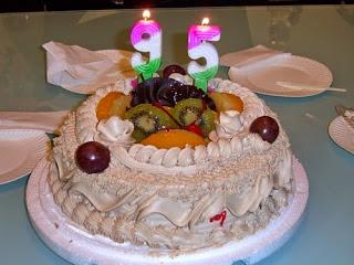 Birthday Cake History