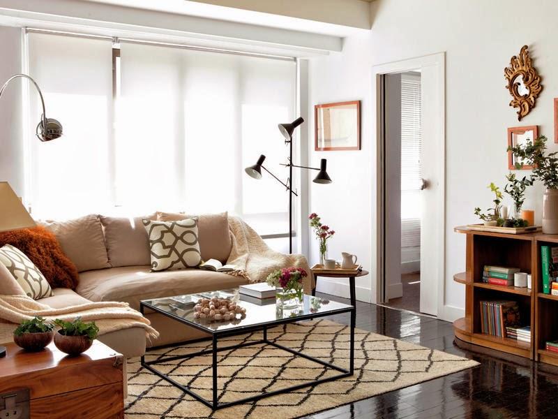 El blog de demarques un peque o apartamento bien aprovechado for Decoracion de apartamentos sencillos