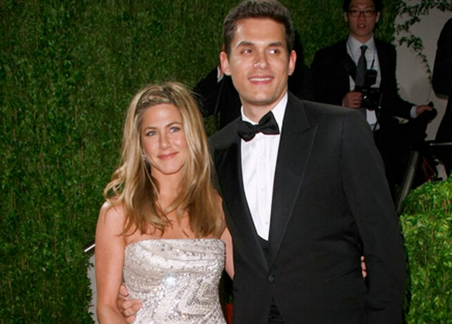 Jennifer Aniston dan John Mayer