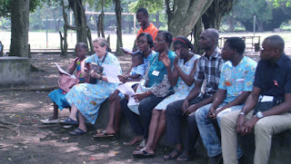 Misionera de la misericordia en Costa de Marfil