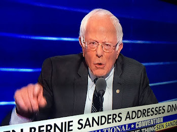 Bernie Sanders Preaches His Revolution and Oh Yes, Supports Hillary Clinton