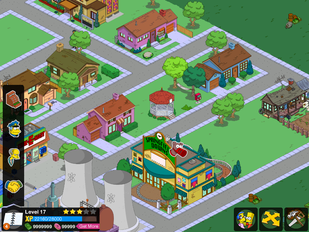 how to get donuts in simpsons tapped out hack