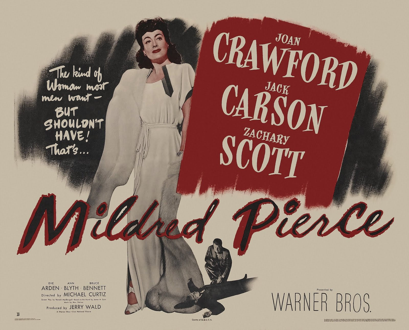 mildred pierce The soundtrack for the five-part hbo miniseries mildred pierce, starring kate winslet, evan rachel wood, and guy pearce, features a nice mix of popular song, big-band, opera, and classical music, all of which are woven throughout longtime coen brothers collaborator carter burwell's plaintive original score set in the 1930s, burwell's lovely, emotive, piano-led opening title forms the.
