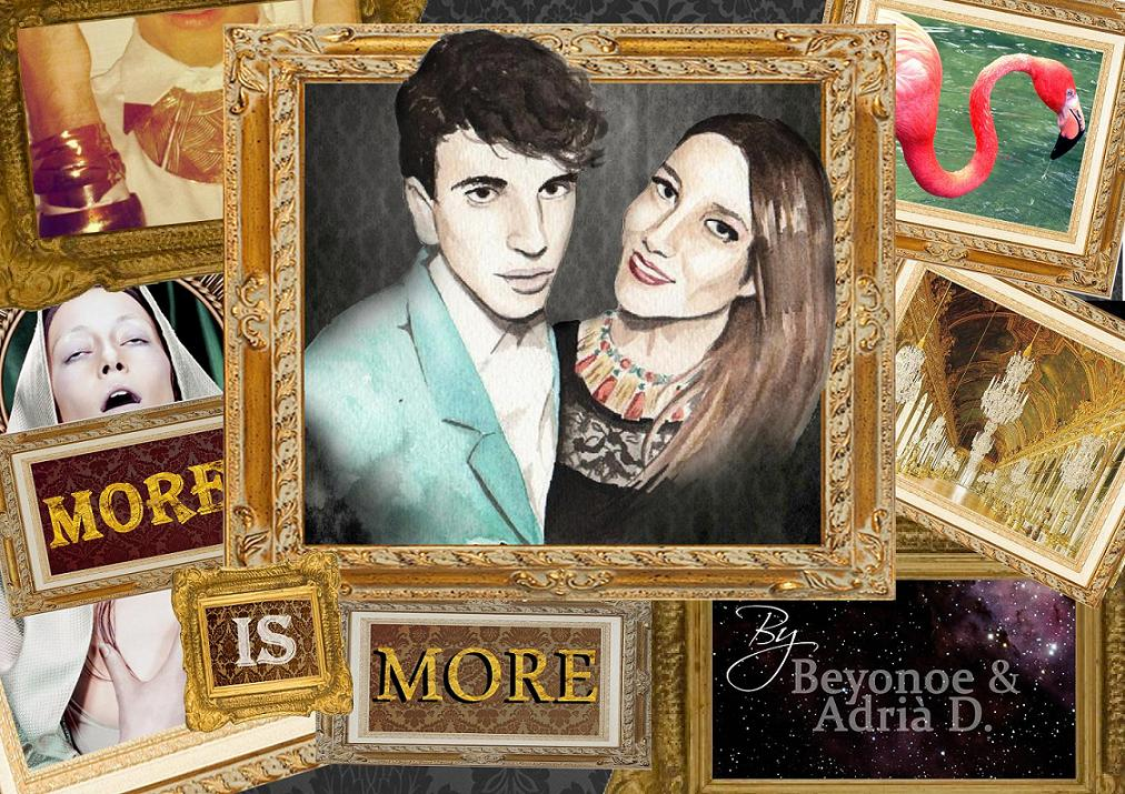 MORE IS MORE by Beyonoe and A. Doy