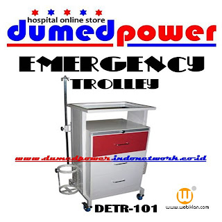 "Emergency Trolley DETR-101 ""DumedPower"""
