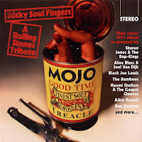 Mojo Presents- Sticky Soul Fingers- A Rolling Stones Tribute