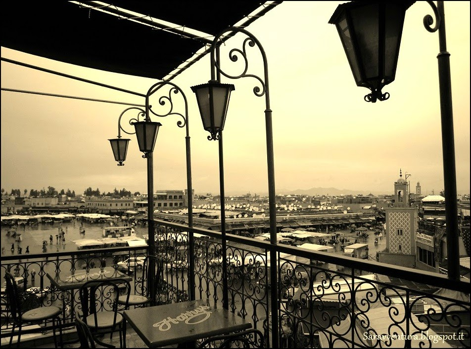 Jama el Fna Marrakesh