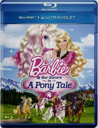 Barbie and Her Sisters in a Pony Tale 2013 Hindi Dubbed Dual BRRip 720p