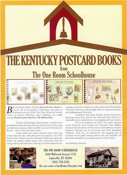 The Kentucky Postcard Books