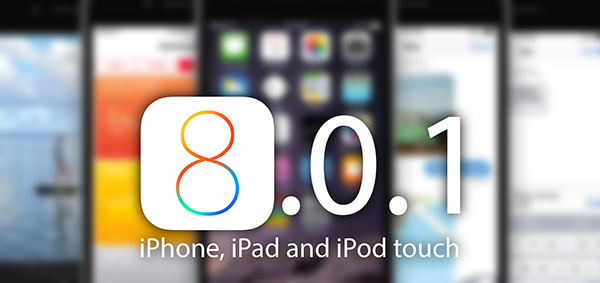 Download Apple iOS 8.0.1 (12A402) Firmware