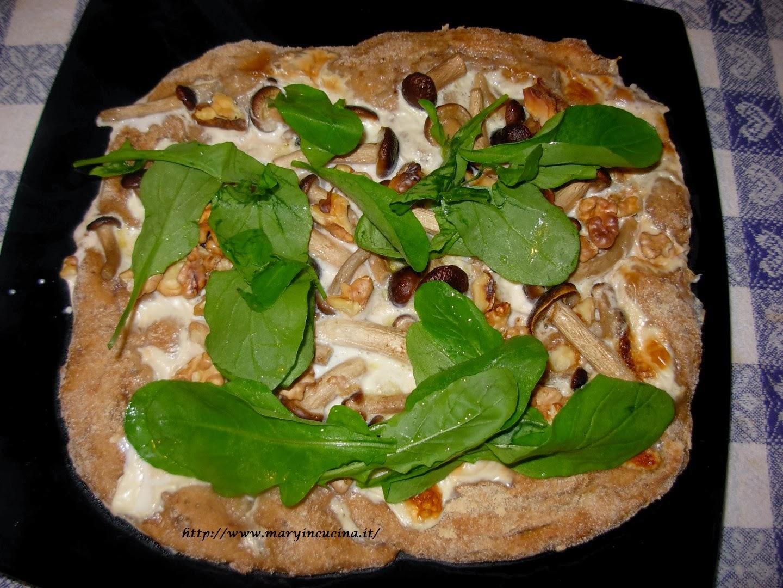 pizza d'inverno