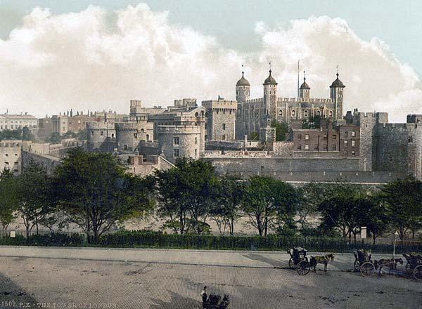 Description London-England