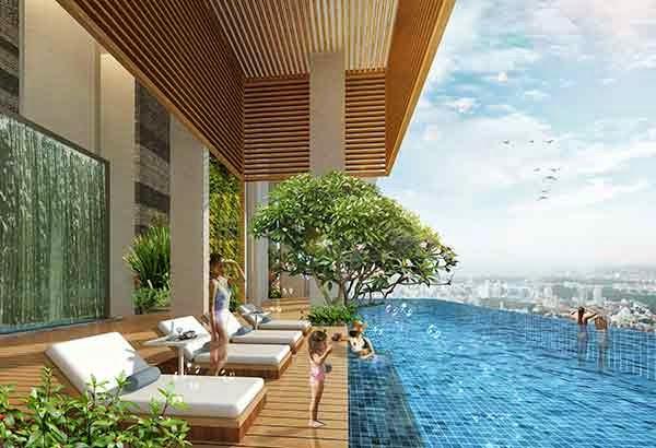 Kallang Riverside Pool