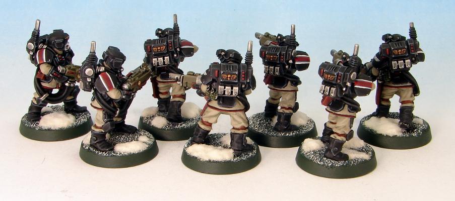 Australia Army Miniatures Paint Schemes