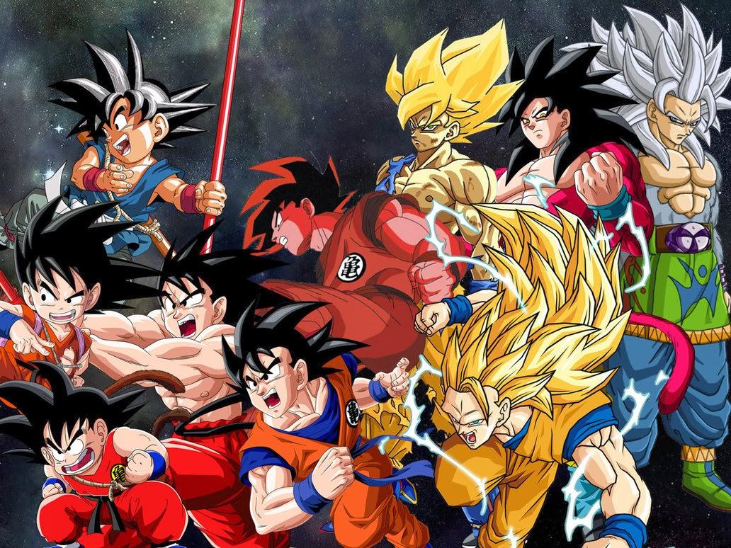 Hình nền Dragon Ball, SonGoku full HD