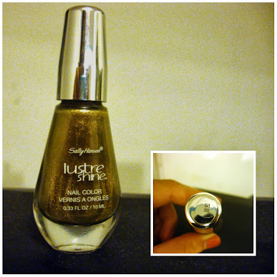 Lustre Shine Polish Glit
