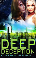 Deep Deception by Cathy Pegau