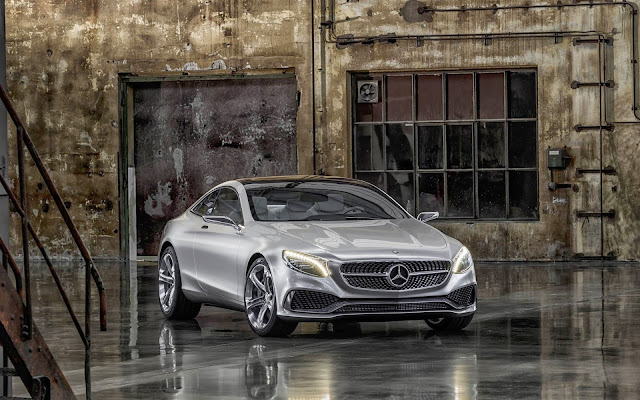 Mercedes-Benz S Class Coupe