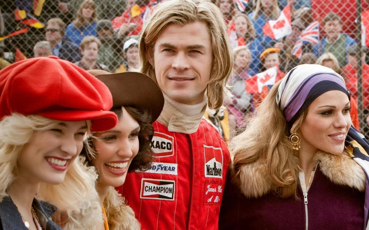Movie review rush 2013 the ace black blog rush recreates the turbulent 1976 formula 1 motor racing season and the epic battle for the title between defending champion niki lauda and challenger voltagebd Gallery