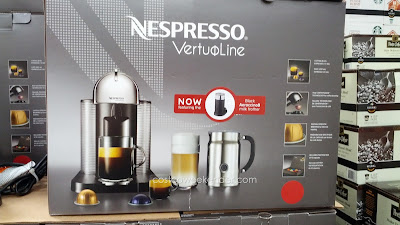 Nespresso Vertuoline With Aeroccino Plus – Easy operation, flavorful crema, thick froth