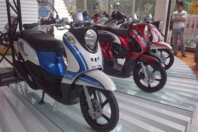 Spesifikasi Yamaha Mio Fino