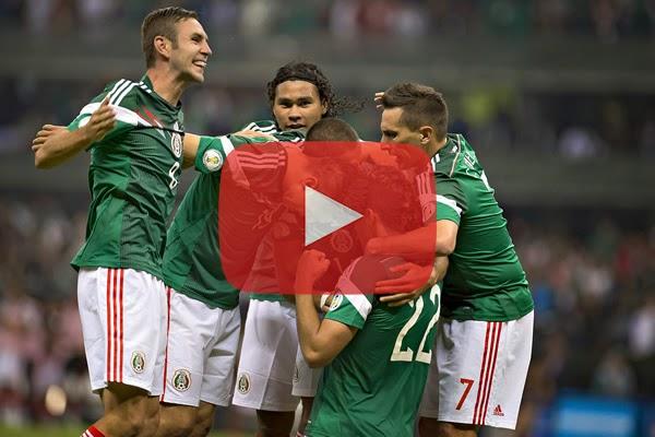 México vs Ecuador En Vivo
