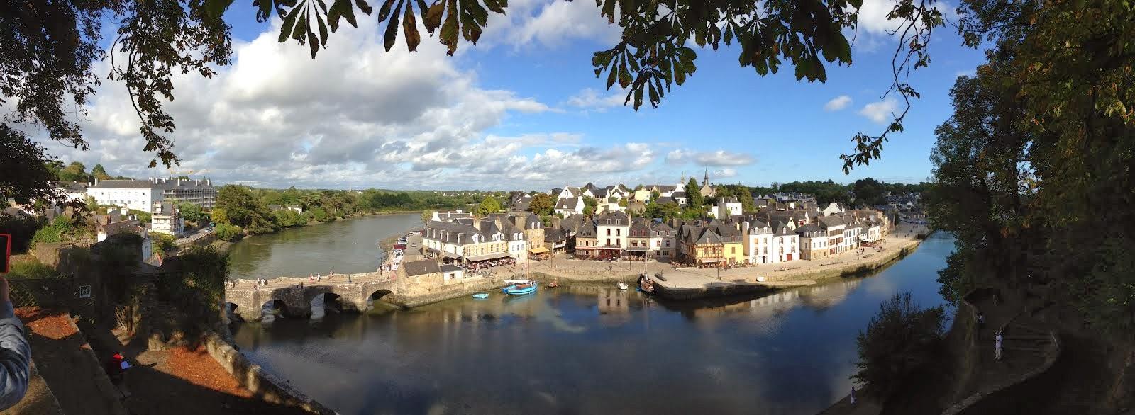 Auray, Bretagne