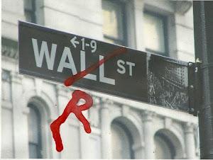 WALL = WAR STREET