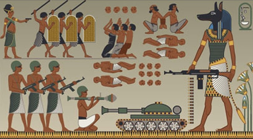 05-Anton-Batov-Illustrations-of-Modern-Egyptian-Hieroglyphs-www-designstack-co