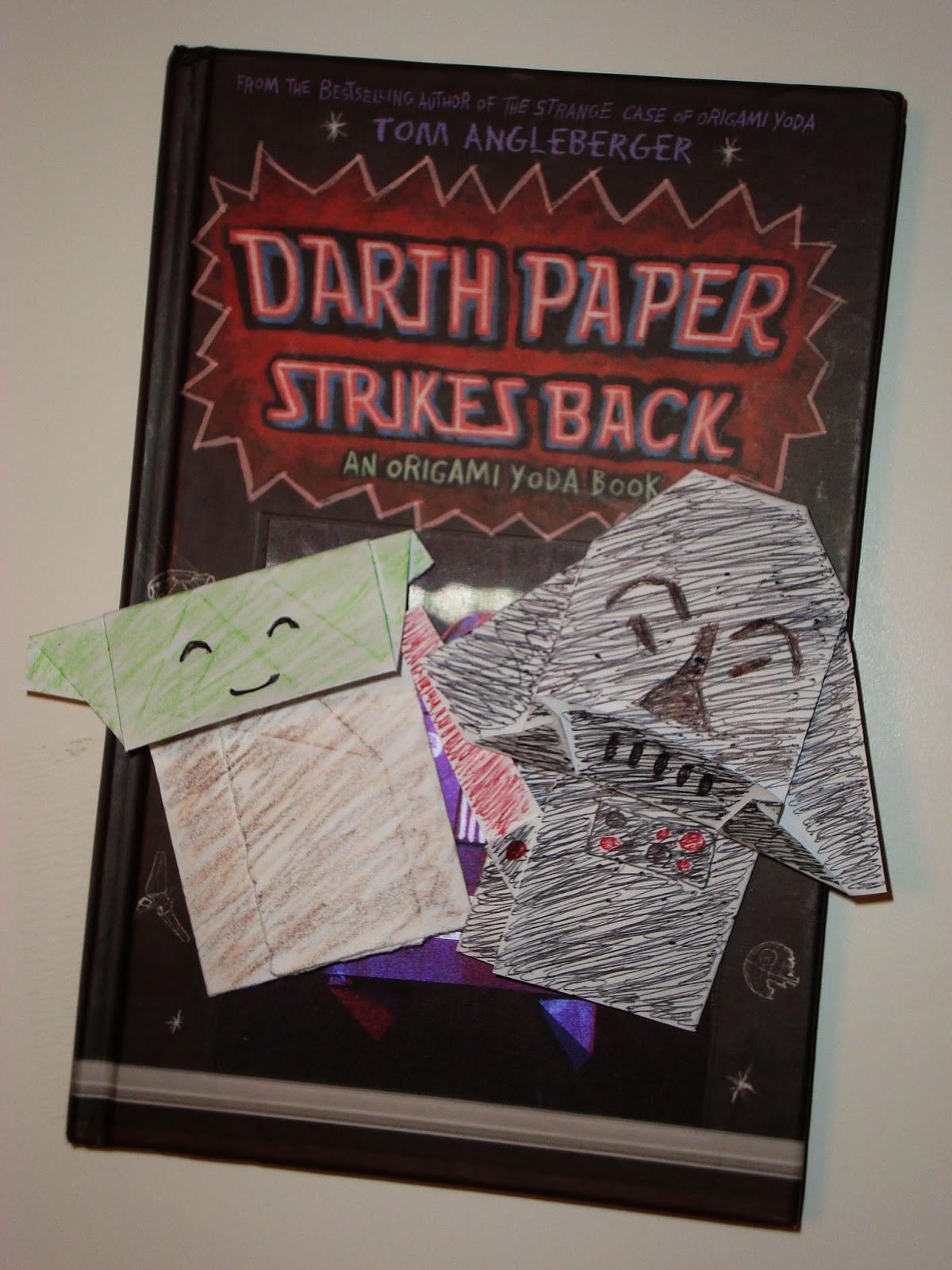darth paper strikes back Who wrote darth paper strikes back - answerscom  pie.