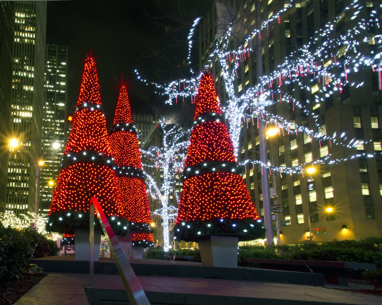 Genickstarre NYC: Weihnachten in New York