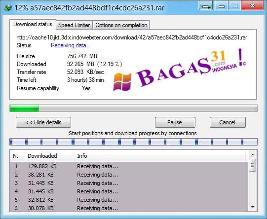 Internet Download Manager 6.11 Beta Build 3 Full Patch 3