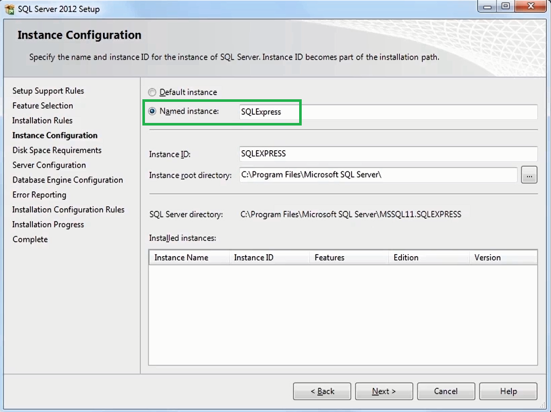 How to Install SQL Server 2012 Express      6